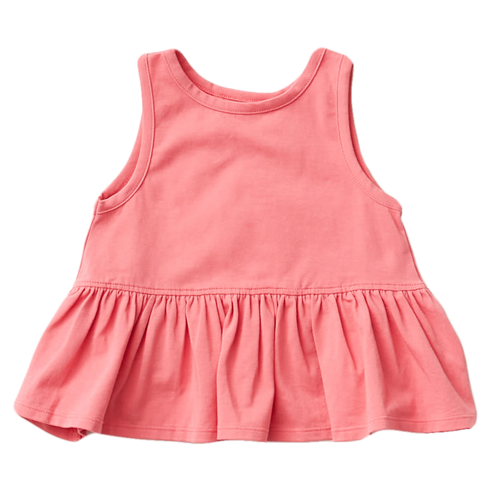 Organic Joy Top, Rapture Rose