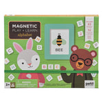 Magnetic Play and Learn Alphabet Petit Collage