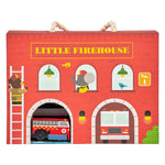 Wind Up & Go Fire Station Playset