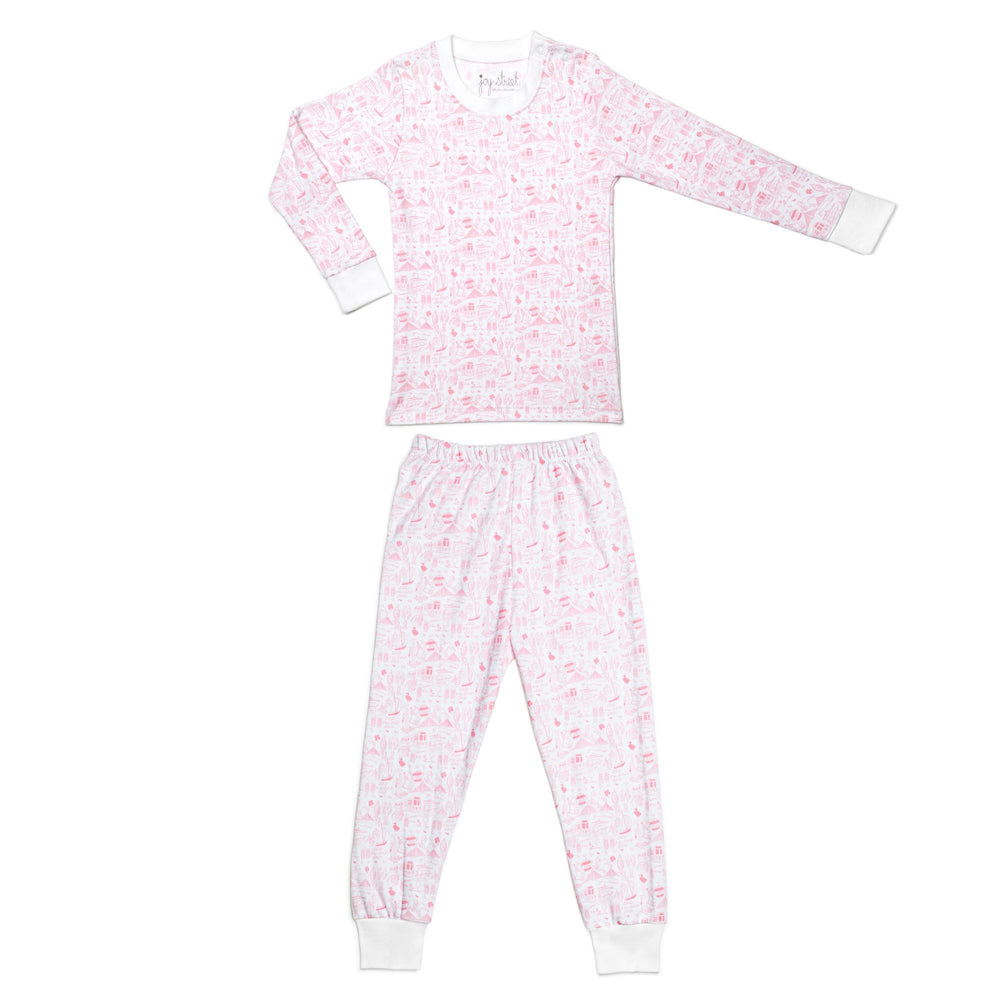 Boston Pajamas, Strawberry Ice Cream