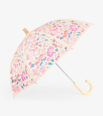 Unicorn Doodles Umbrella