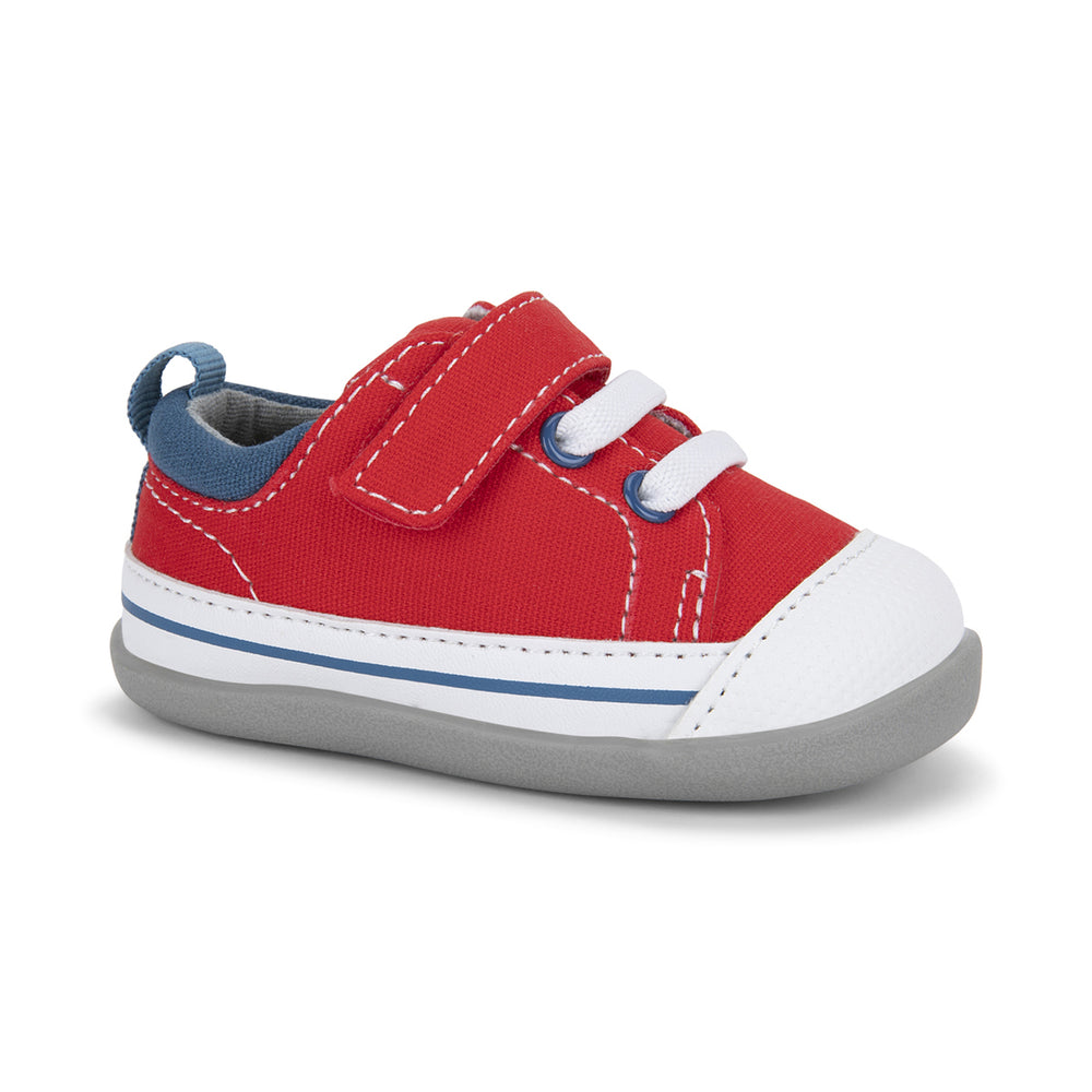 Stevie II First Walkers, Red/Blue