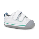 Waylon Infant Sneaker, White