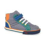 Dane Sneaker, Gray/Blue