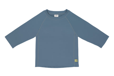 Long Sleeve Rashguard Niagara Blue