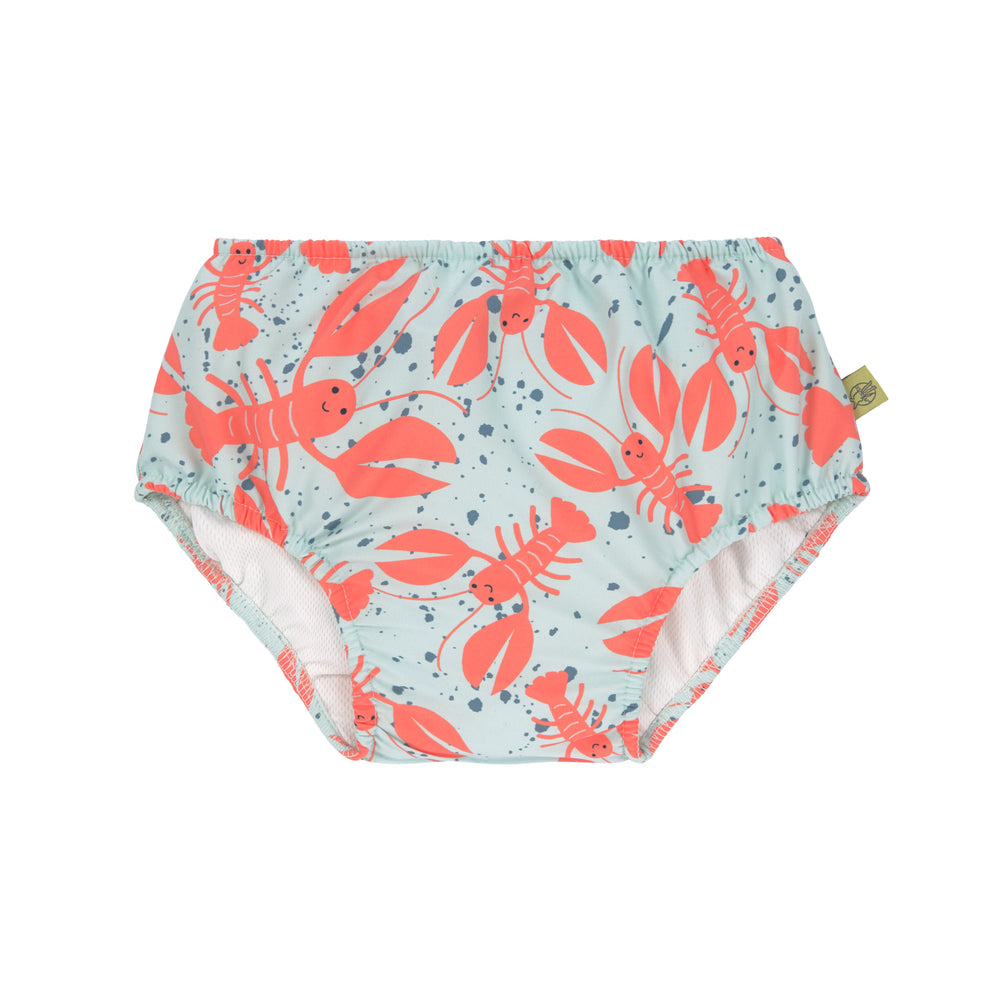 Splash & Fun Swim Diaper, Lobster