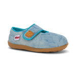 Cruz II Slipper, Blue Denim