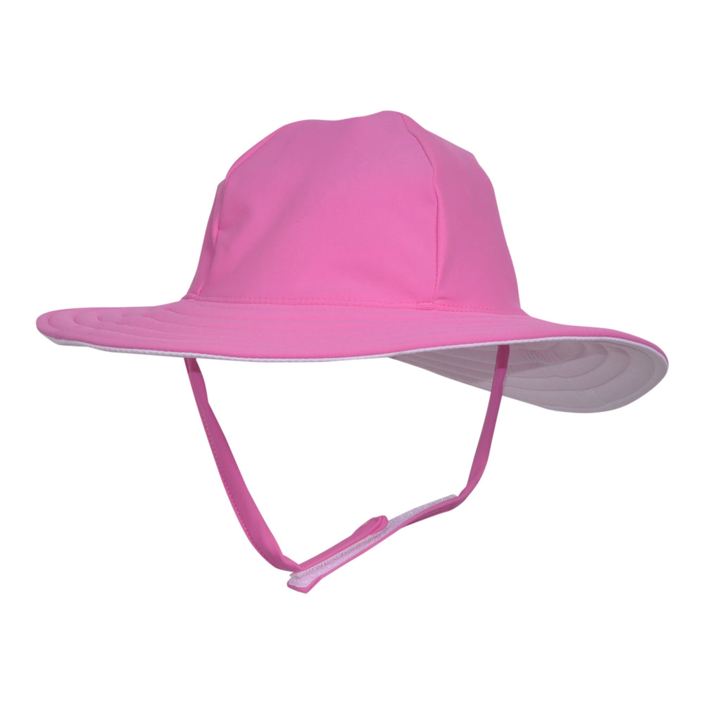 UPF 50+ Summer Splash Swim Hat | Kohala-Recycled