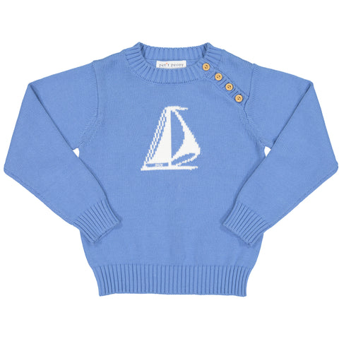 Sailboat Sweater