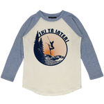 Ski Ya Later Raglan T-Shirt