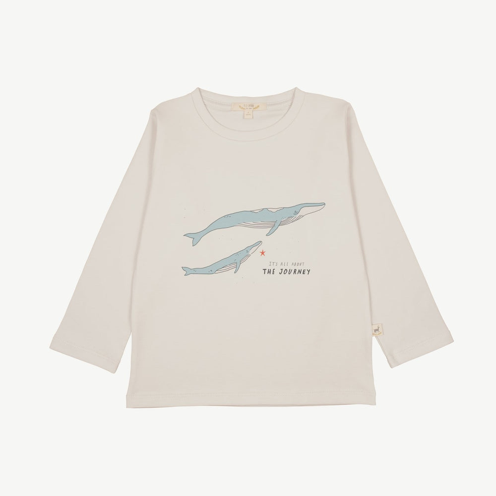 The Journey T-Shirt, Glacier Grey