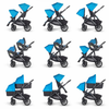 VISTA Upper/Lower Stroller Adapters