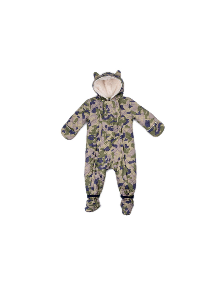 Perry Snowsuit, Camo