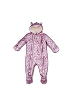 Perry Snowsuit, Pink