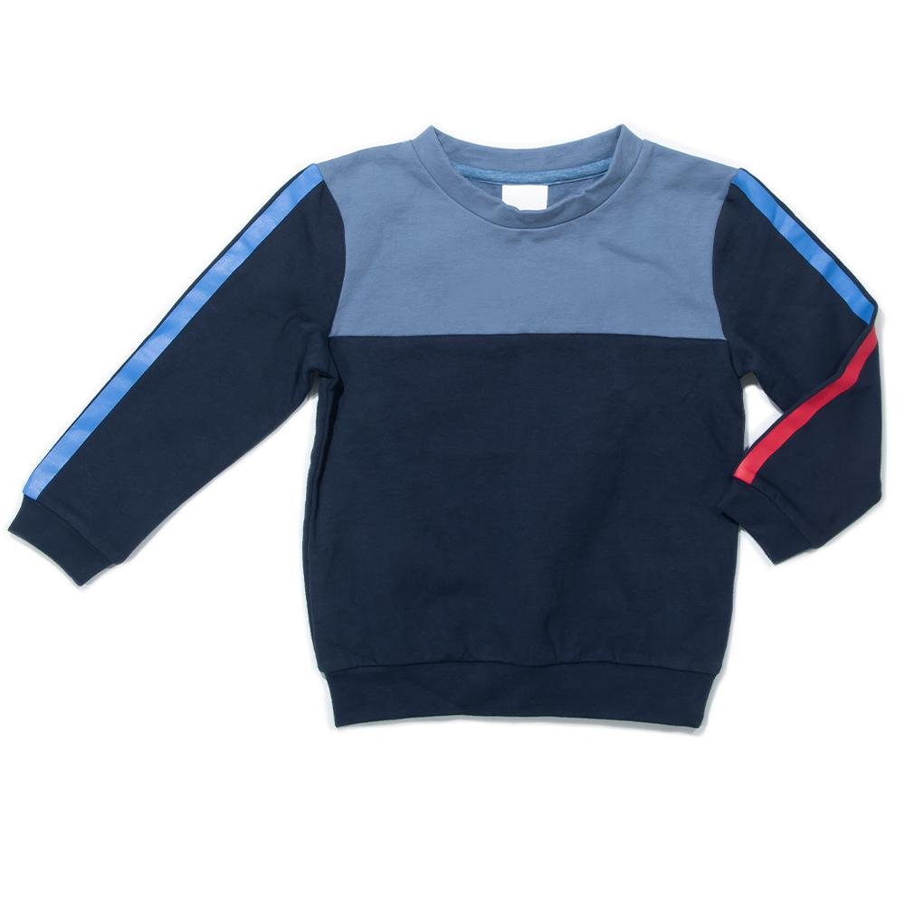 Bryson Sweater, Blue