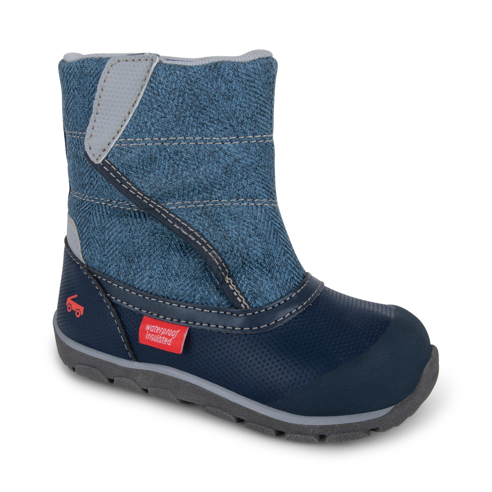 Baker Waterproof/Insulated Boot, Blue
