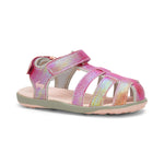 Paley II Sandal, Hot Pink Shimmer
