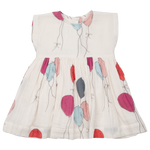 Adaline Dress, Multi Balloons