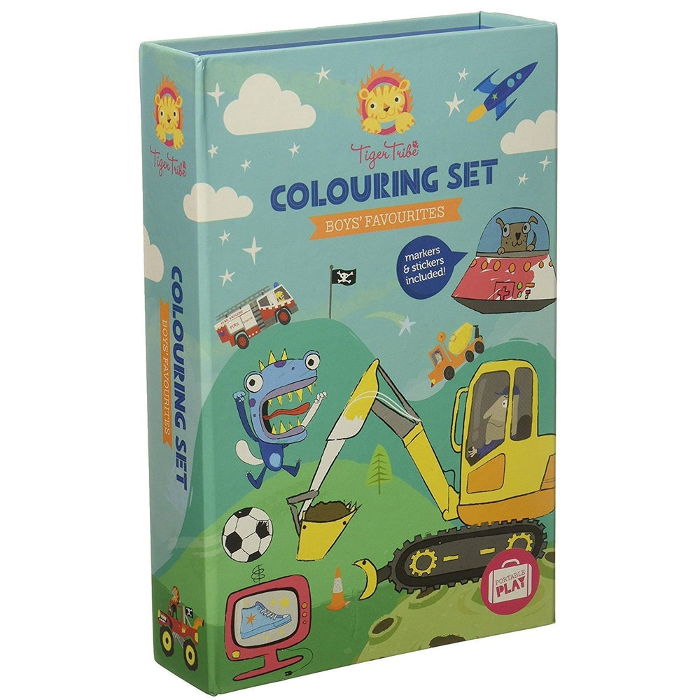Adventures Coloring Set Schylling