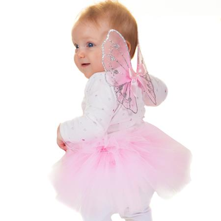 Baby Tutu and Wing Set