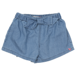 Camp Bow Short, Chambray
