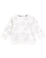 Bagel Shop Knit Top, Off White