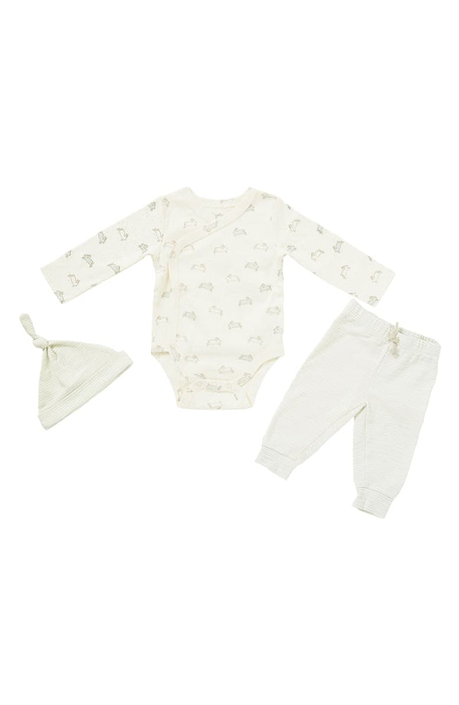 3-Piece Set, Tiny Bunny