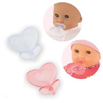 Corolle Two Doll Pacifiers