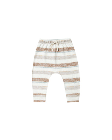 Dane Striped Pant, Caramel