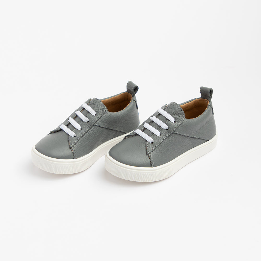 Slate Classic Lace Up Sneaker