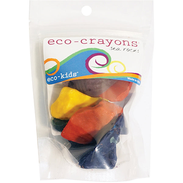 Eco-Crayons - Sea Rocks
