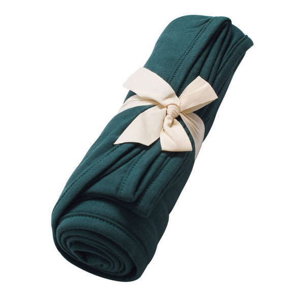 Swaddle Blanket, Emerald