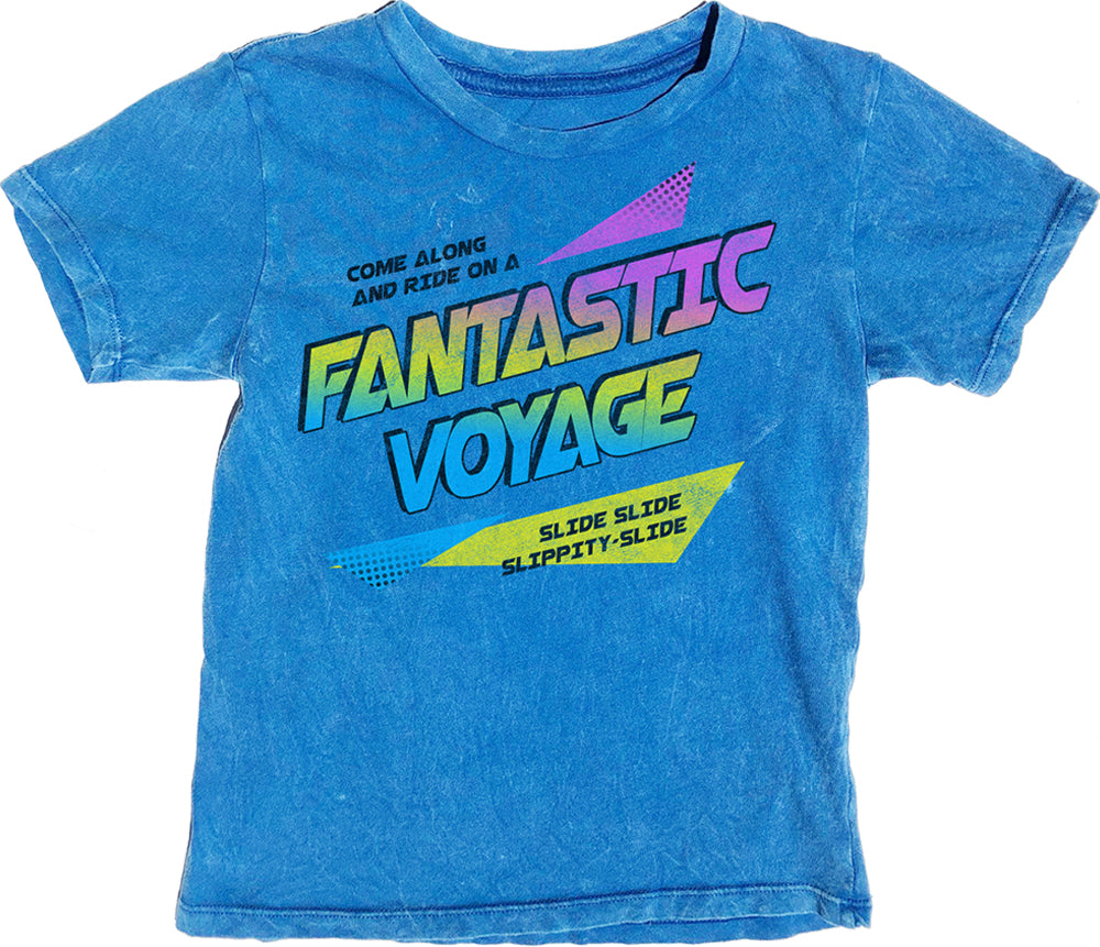 Fantastic Voyage Short Sleeve Tee