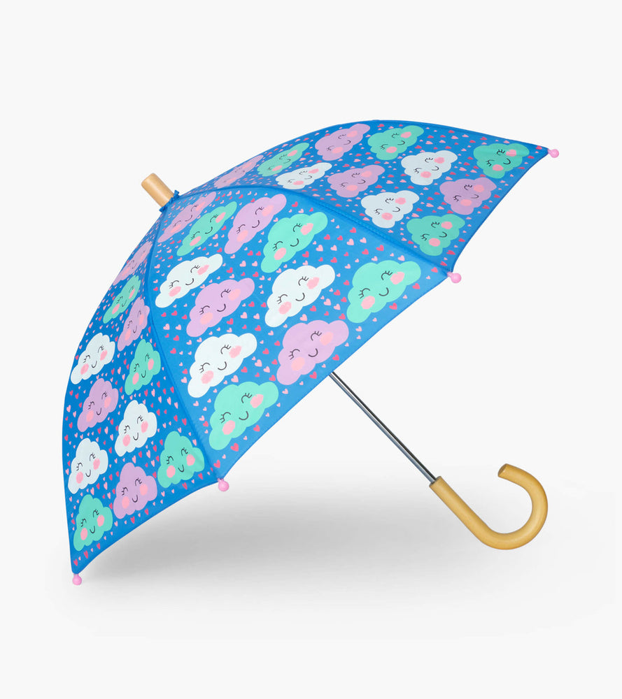 Cheerful Clouds Umbrella