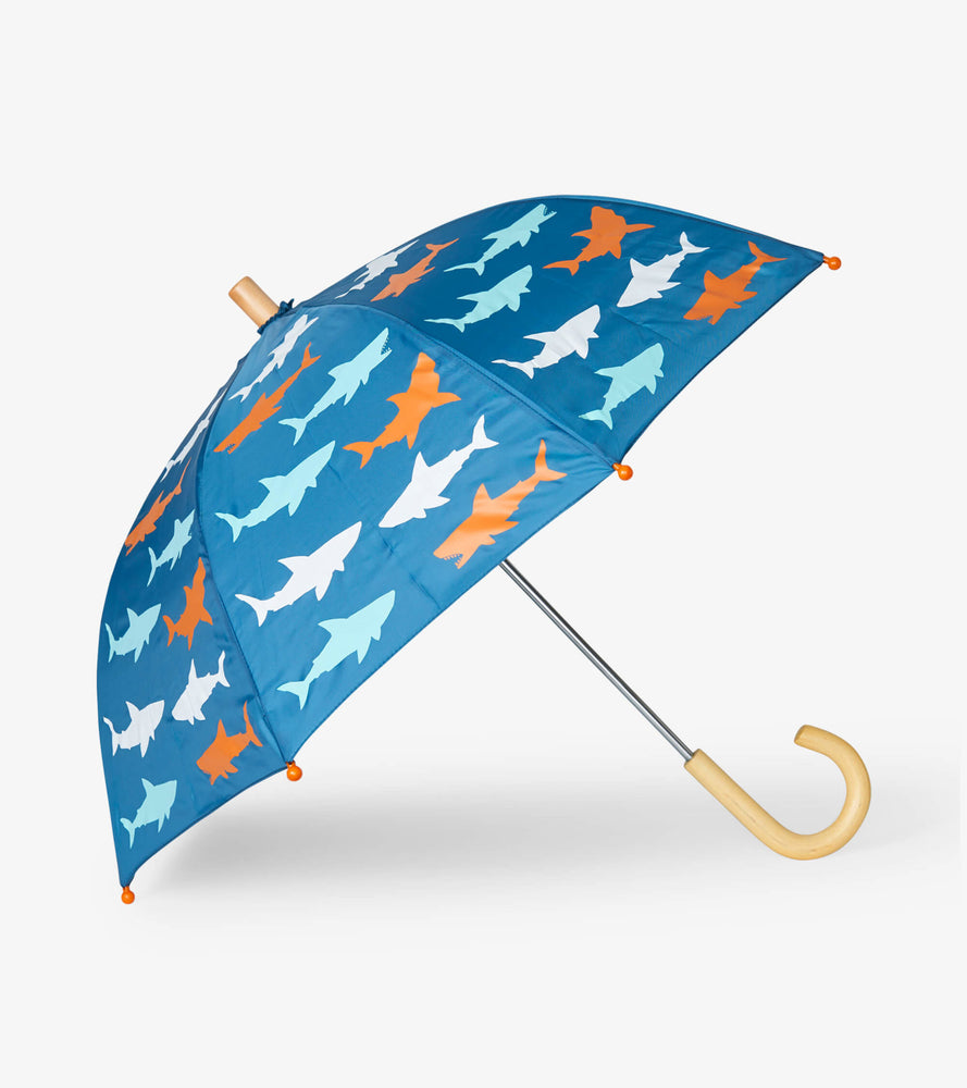 Great White Sharks Umbrella