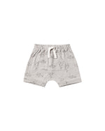 Front Pouch Short, Shark Rylee and Cru