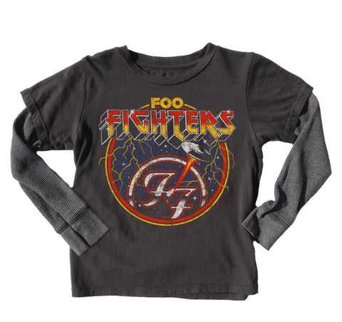 Foo Fighters Double Sleeve Tee
