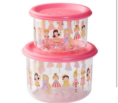 Good Lunch Containers, Princess - Small Set/2