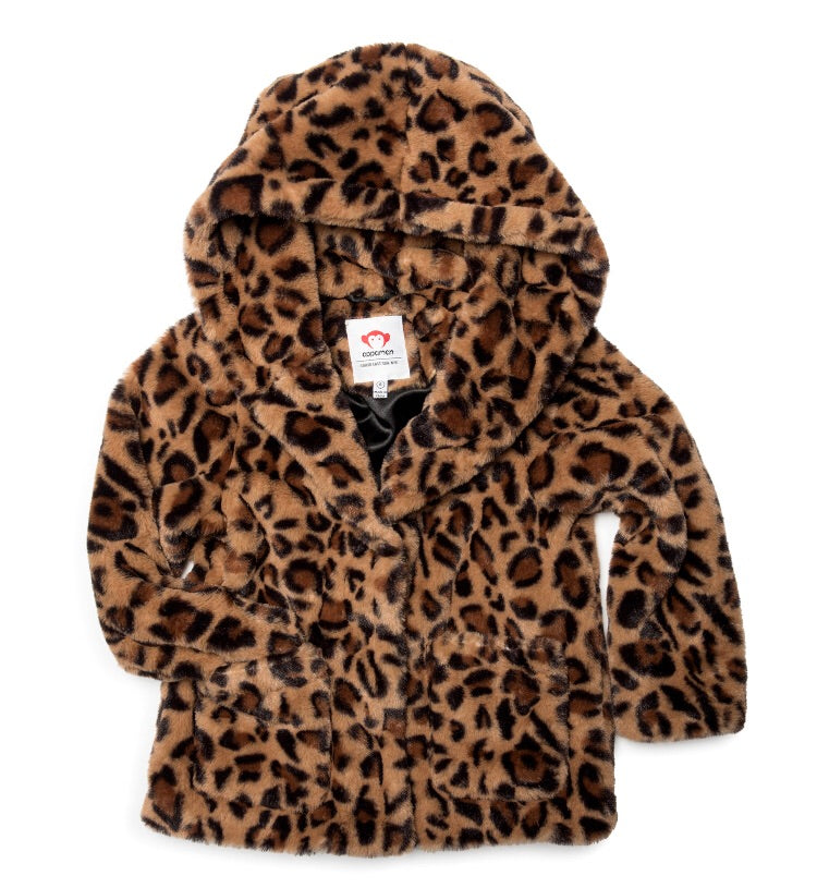 Cleo Faux Fur Coat