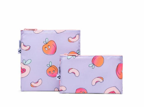 Small Snack Bags - Peachy
