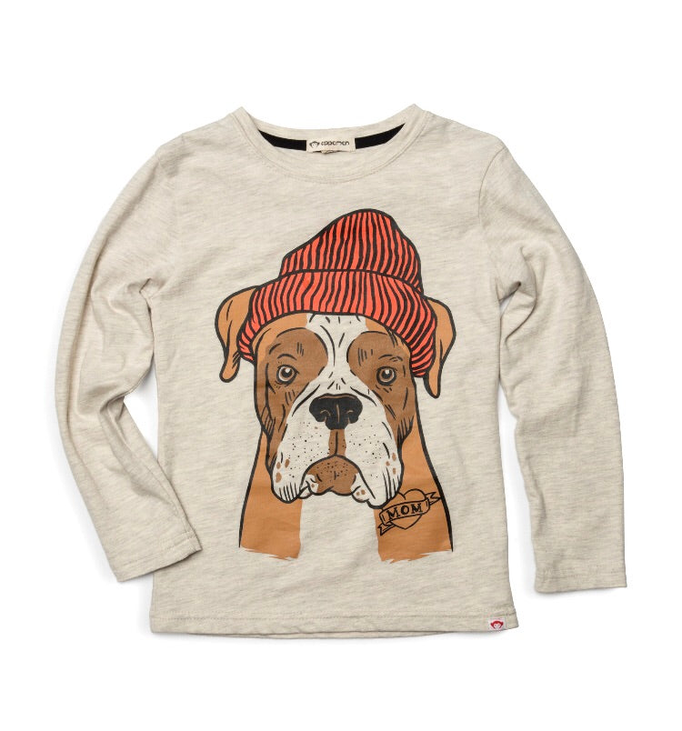 Boxer Long Sleeve Tee
