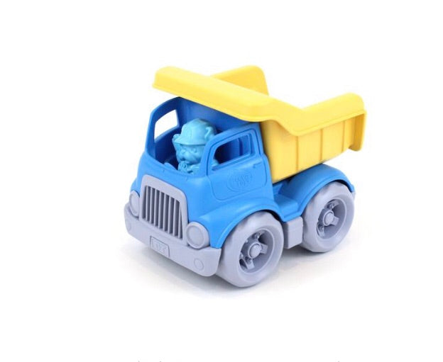 Dumper Construction Truck Green Toys