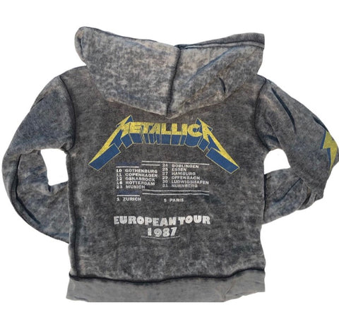 Metallica Burnout Hoody