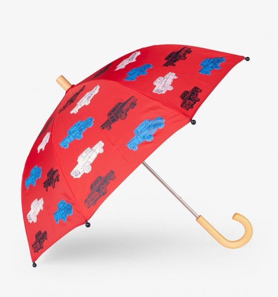 Classic Pickup Trucks Umbrella