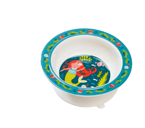 Isla the Mermaid Suction Bowl