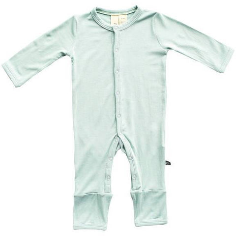 Solid Romper in Mint