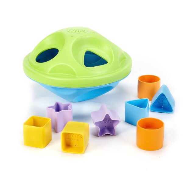 Shape Sorter Green Toys