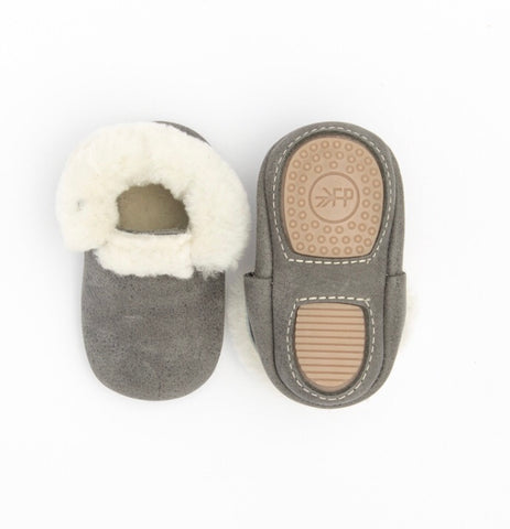 Blue Spruce Moccasins Mini-Sole