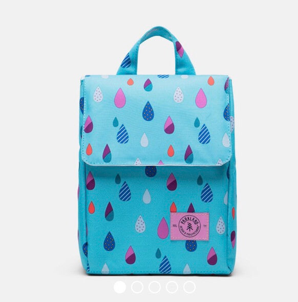 Arcade Lunch Bag - Puddles