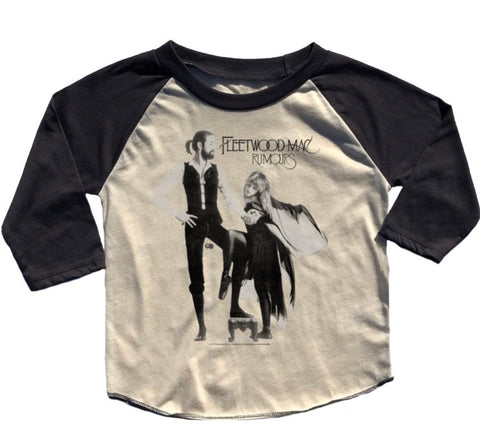 Fleetwood Mac Raglan Tee